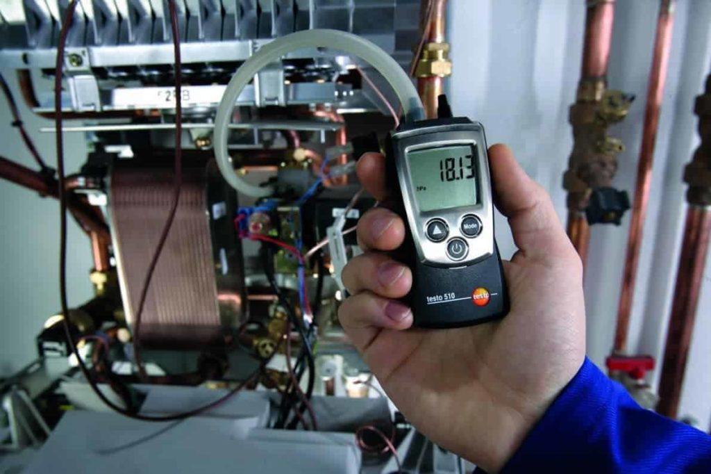 manometro digitale