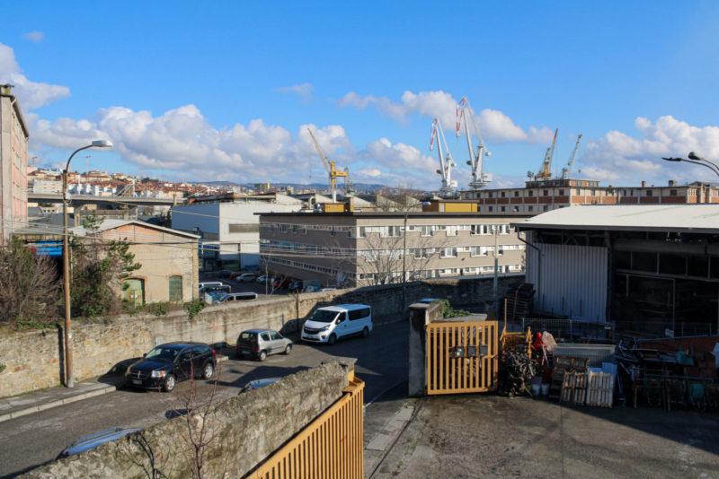 Vista Panoramica Trieste