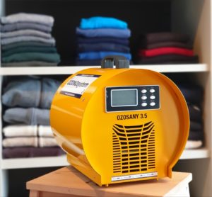sanificazione ozono camera