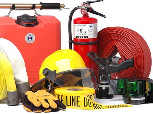 Materiale Pompieristico